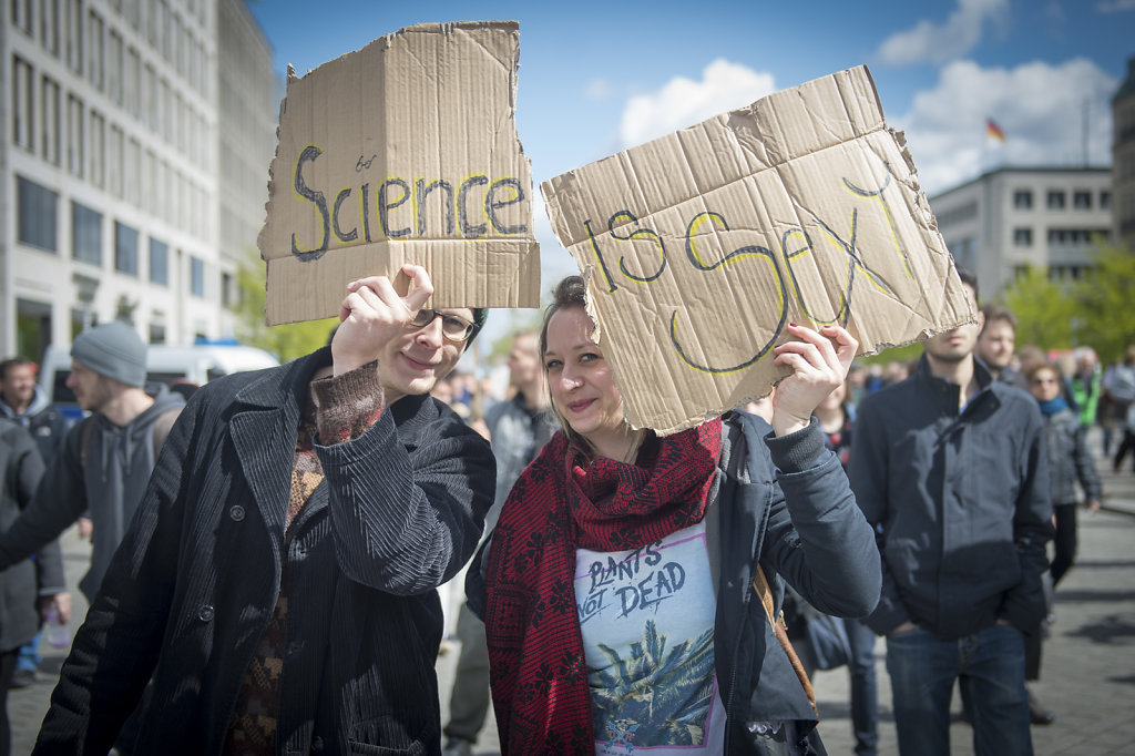 March of Science