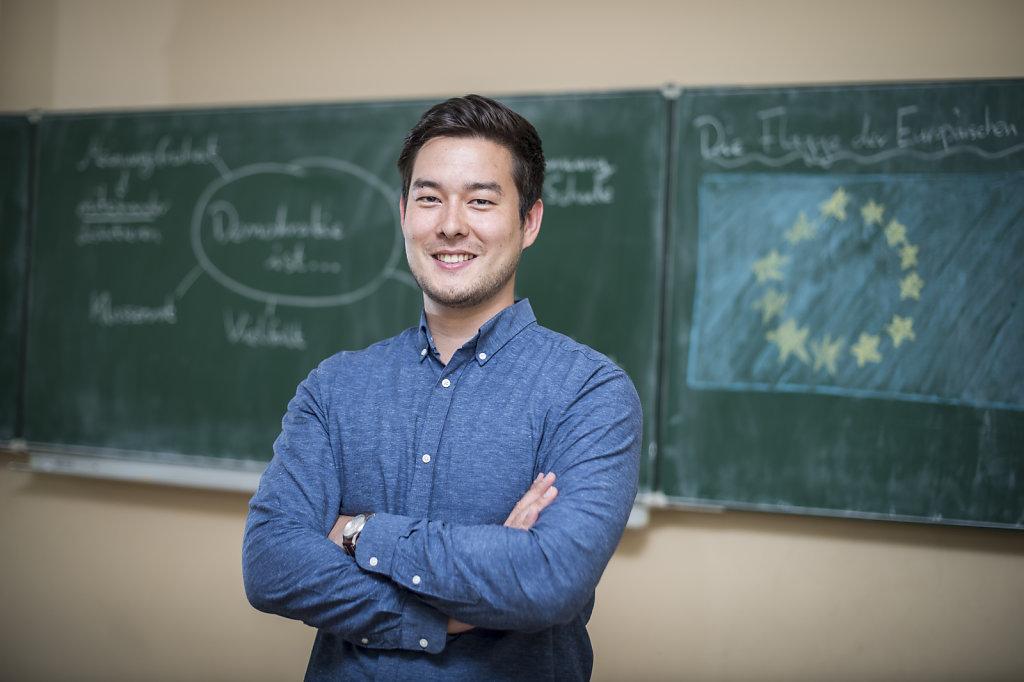Lehrer Schule