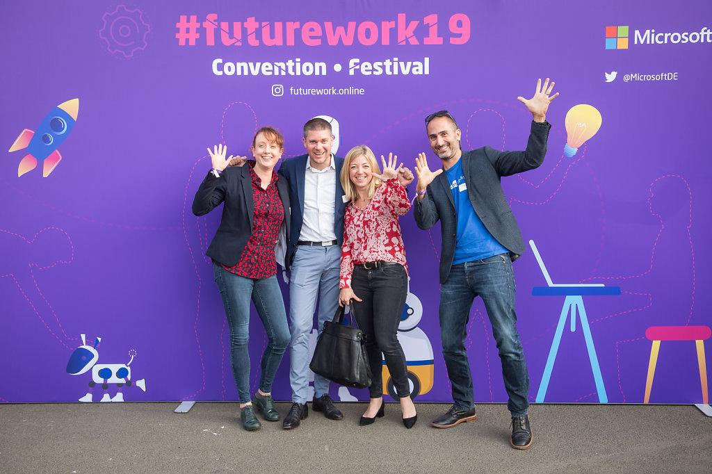 UTUREwork Convention, BDA